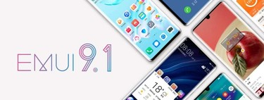EMUI 9.1: what changes and all the new features for the mobile Huawei and Honor