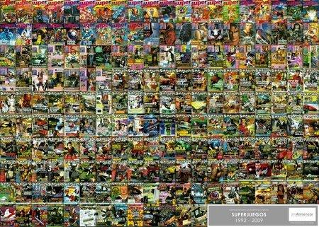 Mural de Super Juegos