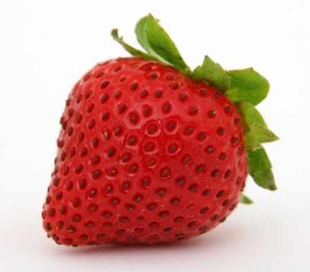 Fresas, el aliado de las personas que buscan perder peso