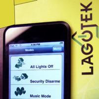Lagotek presenta su sistema de control domótico para iPhone