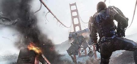 Siete minutos de gameplay de la campaña de Call of Duty: Advanced Warfare