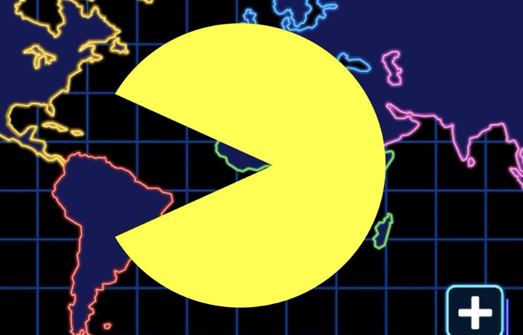 'PAC-MAN Geo' ya está libre para registro: el comecocos aterrizará pronto en calles reales de todo el mundo