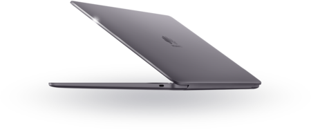 Huawei Matebook Metallic Body Space Gray
