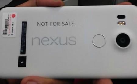 Nexus 5X sería el nombre del nuevo Nexus de cinco pulgadas: a partir de 400 dólares