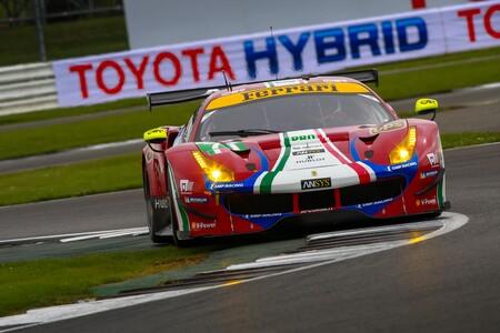 Ferrari Af Corse Wec