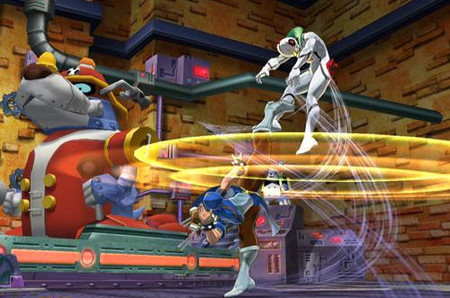 'Tatsunoko vs. Capcom' confirmado para EEUU... ¡y para Europa!
