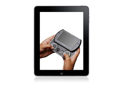 Sony se alegra de la llegada de iPad