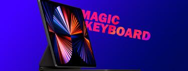 """Lleva el iPad Pro de 12,9"""" a otro nivel con el teclado con trackpad Magic Keyboard, de oferta en Macnificos a 359 euros"""