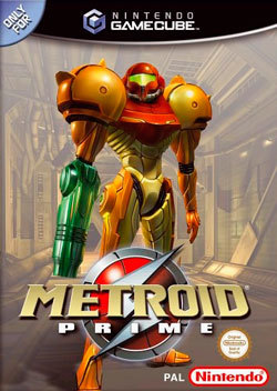 Metroid Prime portada
