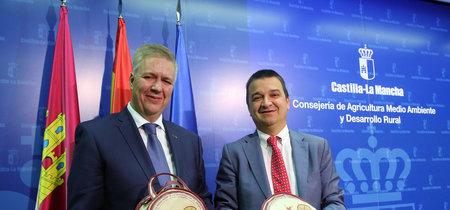 El queso manchego mexicano se queda en el TLC con Europa