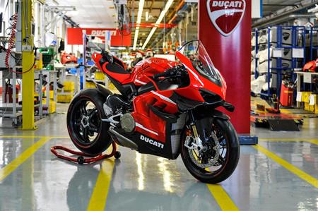 Ducati Superleggera V4 2020 Video Fabrica 2
