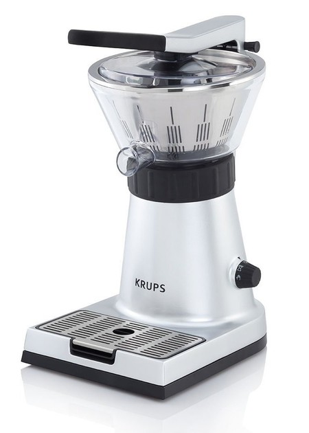 Oferta flash en el exprimidor Krups Citrus Press ZX7000: hasta medianoche costará 108 euros en Amazon
