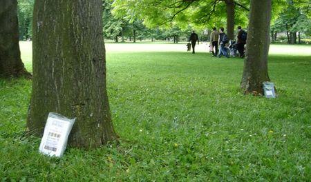 Sevilla liberará 5.000 libros en los parques de María Luisa y Pirotecnia
