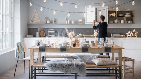 Avance de la Navidad 2020 de Maisons du Monde: elegancia minimalista, inspiración orgánica y mucha luz