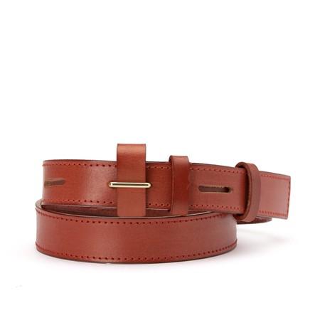 Cinturon De PielCinturón de piel