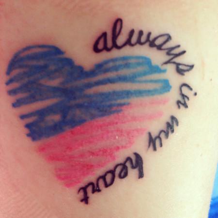 19 Tatuajes En Honor A Los Bebes Que Han Muerto En El Embarazo O Al