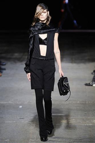 Alexander Wang, Otoño-Invierno 2010/2011 en la Semana de la Moda de Nueva York III
