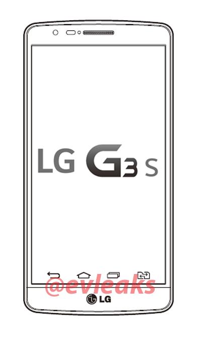 Veremos un LG G3 S variante mini con doble SIM