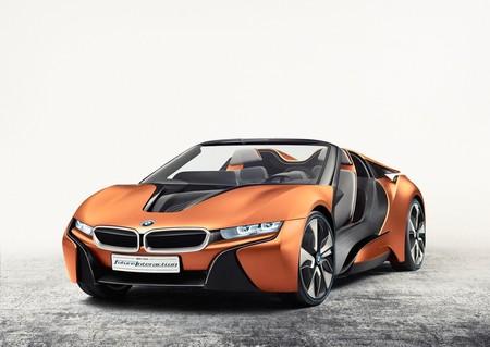En 2018 podrás disfrutar de un aire más limpio con el BMW i8 descapotable