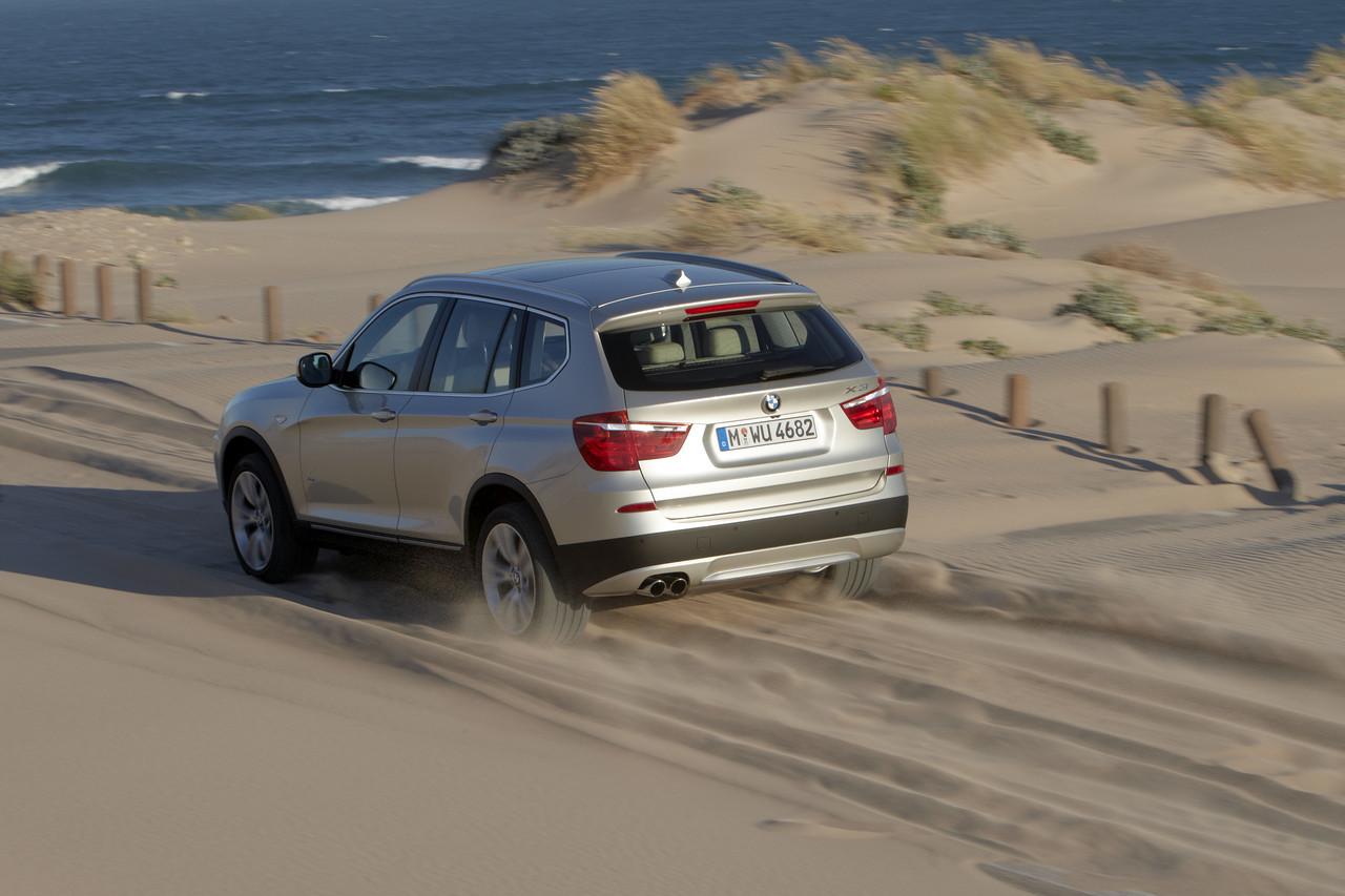 Foto de BMW X3 2011 (74/128)