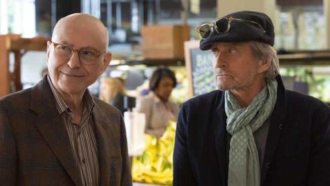 'El método Kominsky', ganadora del Globo de Oro 2019 como mejor serie de comedia