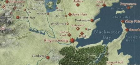 Piérdete por el mundo de Juego de Tronos como si navegases en Google Maps
