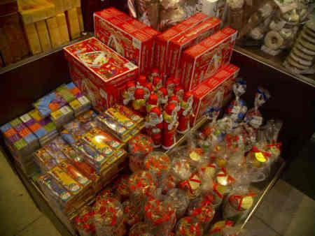 Cuidado con los dulces navideños bajos en calorías