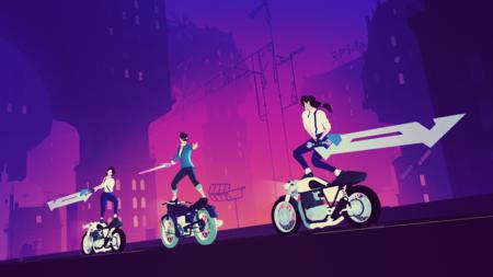 Sayonara Wild Hearts es la experiencia musical hecha videojuego que no sabía que necesitaba
