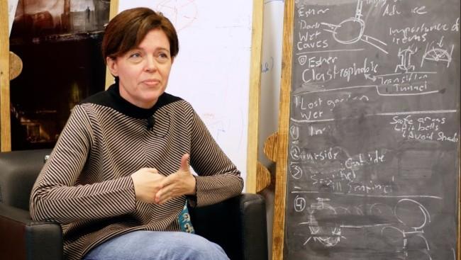 Luz Sancho Chairwoman Tequila