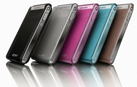 Sony Cybershot H20, T900 y T90 hacen sencillo tomar fotos y vídeo en alta definición
