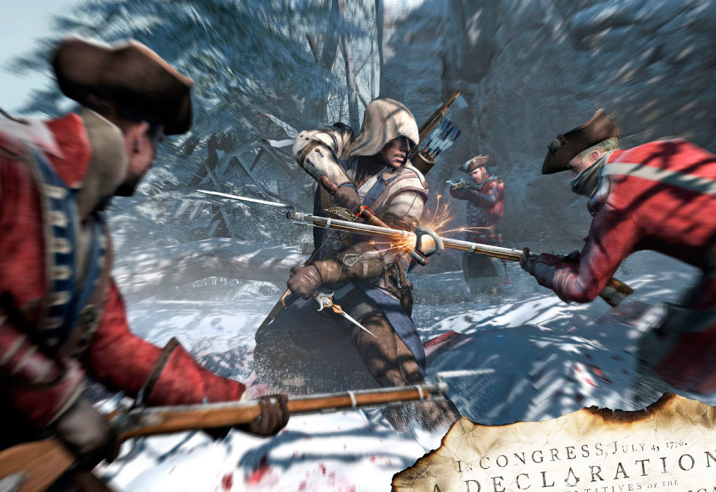 Foto de Assassins Creed III (primeras imágenes) (3/9)