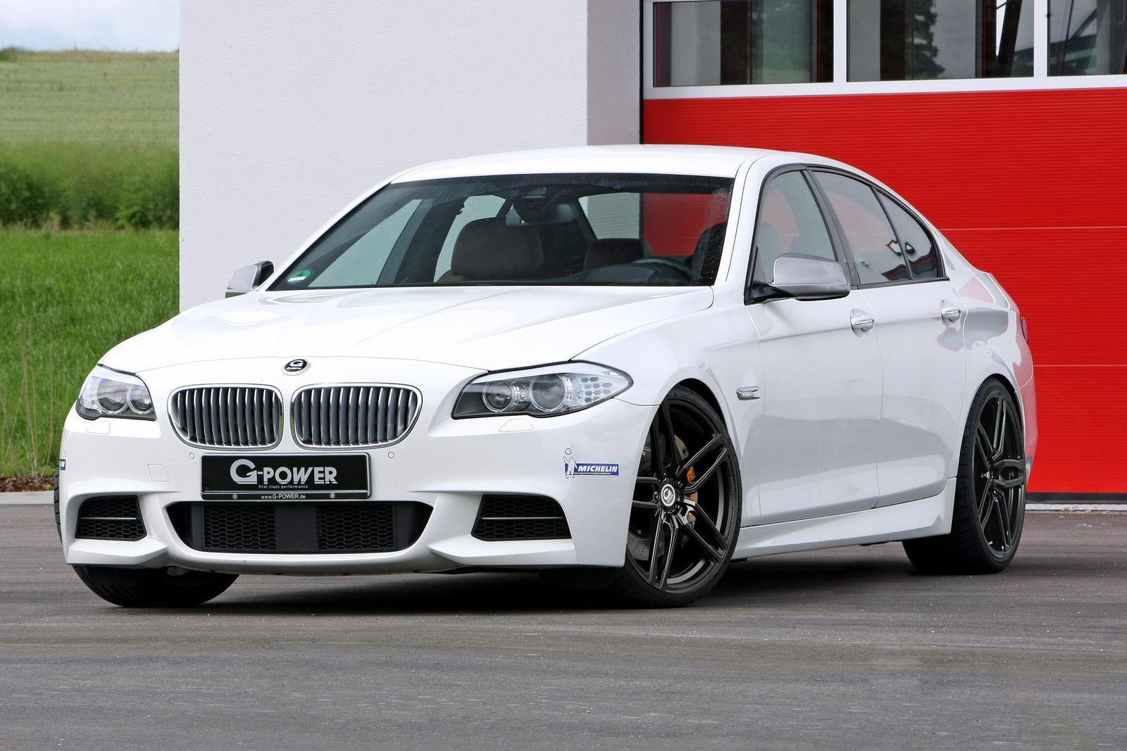 Foto de G-Power BMW M550d xDrive (1/7)