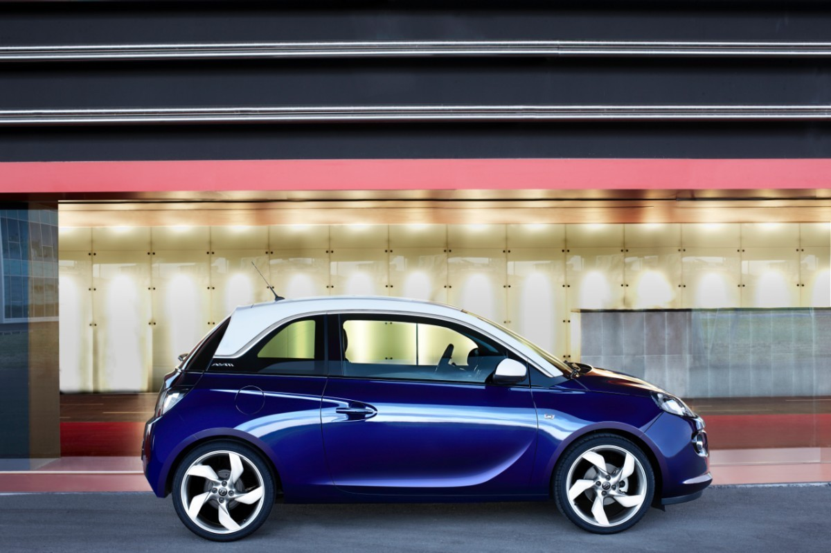 Foto de Opel Adam (36/50)