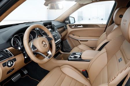 Brabus 850 XL Interior