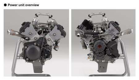 Honda Rc13v S Power Unit
