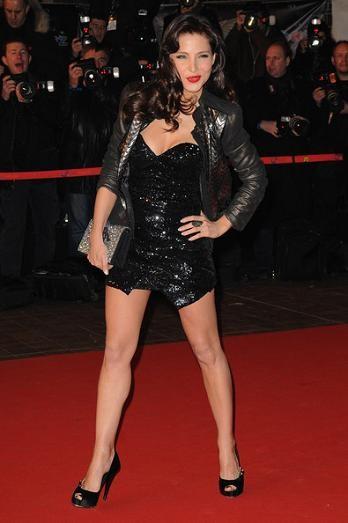 Los mejores looks de los NRJ Music Awards 2010, y Elsa Pataky se convierte en belleza (muy) morena