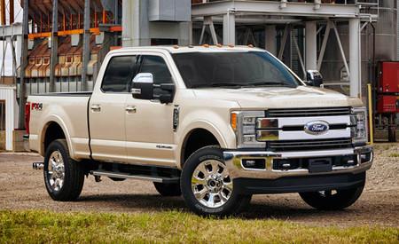 Diesel Ford Super Duty