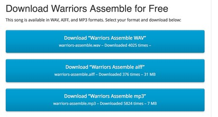 Window Y Free Cinematic Action Production Music Warriors Assemble Free Stock Music