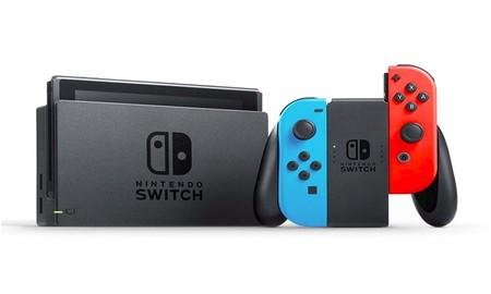 Usando el cupón PARATECH de eBay, la Nintendo Switch te sale por sólo 274,55 euros