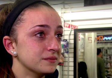 La reacción de esta adolescente a un maltrato verbal se ha hecho viral en Estados Unidos... y es fácil entender por qué