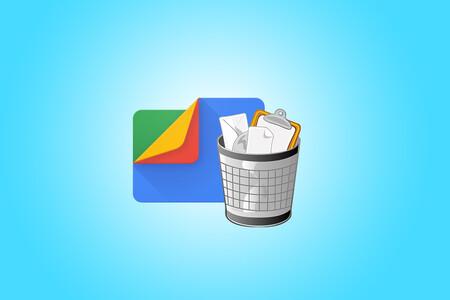 Google Files ya tiene su propia papelera de reciclaje en Android 12