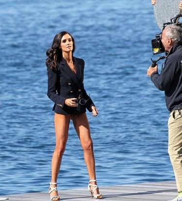 Paz Vega se ha pasado con la operación bikini