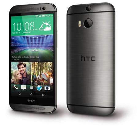 HTC One M8s: un M8 con Snapdragon 615 y cámara de 13 megapíxeles
