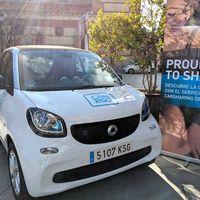 Car2go añade 450 nuevos coches eléctricos y cambia sus tarifas en pleno Madrid Central