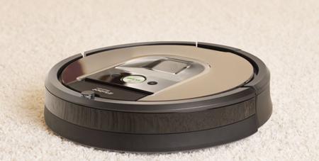 iRobot mejora las funciones de la serie 900 de Roomba con un mapa de las zonas más limpias de la casa