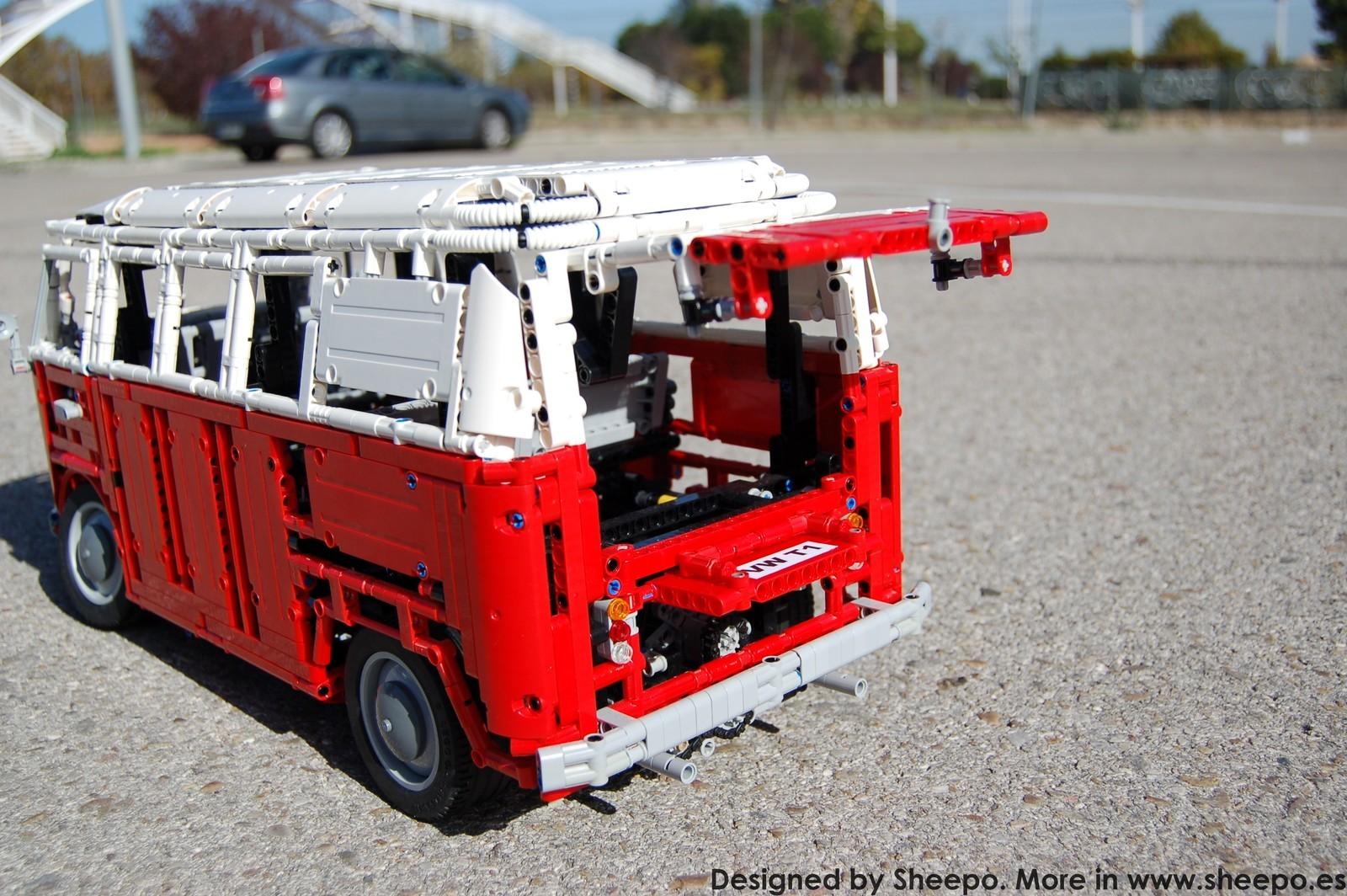 Foto de Diseños de Sheepo en Lego (30/37)