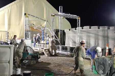 Marines 3d Print Barracks 2