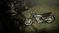 Salón de Milán 2013: Yamaha SR400 por fin en Europa