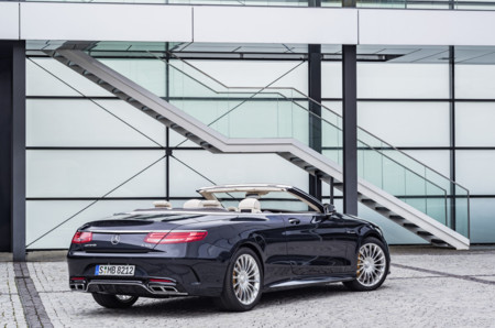 Mercedes-AMG S 65 Cabriolet