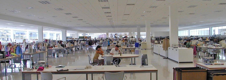 Foto de El interior de Zara: un viaje a la sede central de Inditex en Arteixo (1/18)